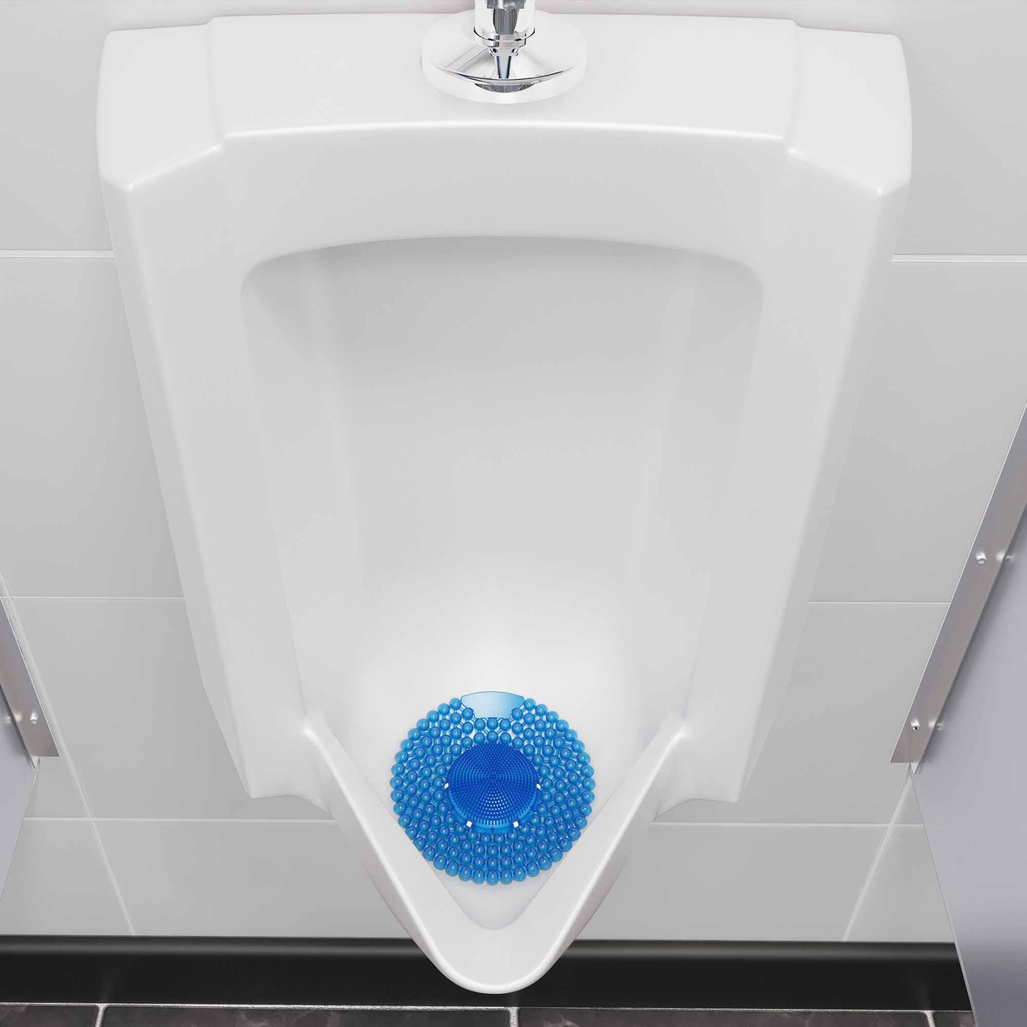 P-Screen in urinal
