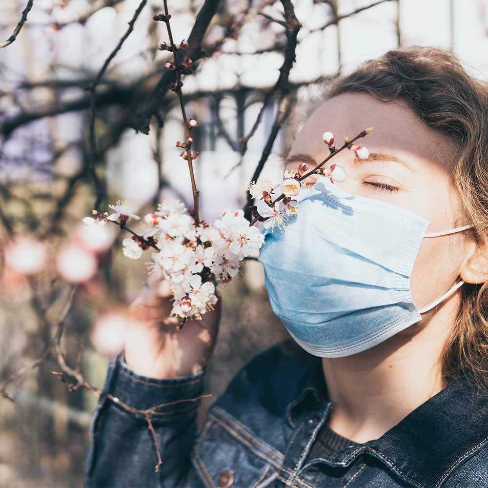 Sense of smell - COVID-19
